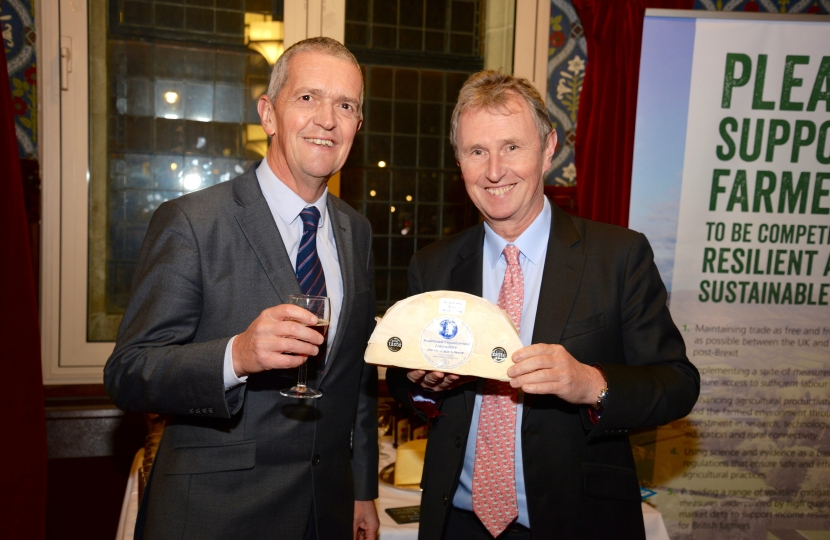 Nigel Evans and Guy Smith